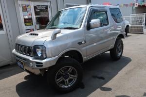 ジムニー ランドベンチャー 4WD コンドウオートフルコンプリートカー ストラーダSDナビ フルセグTV
