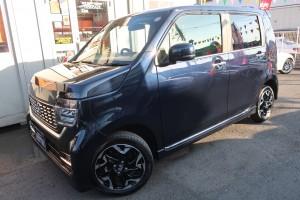 N-WGNカスタム Lターボ ホンダセンシング 4WD 新型車