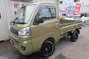 ハイゼットトラック エクストラSAⅢt 4WD リフトアップカスタム車